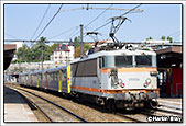 SNCF BB25654, Dijon, 6th September 2014