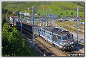 SNCF BB67302, Montmelian, 4th September 2014