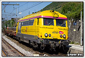 SNCF BB67567, Montmelian, 4th September 2014