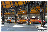 SNCF La Rotonde, Chambery, 2nd September 2014