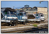 SNCF, Chambery Depot, 2nd September 2014