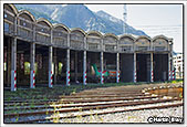 SNCF, Modane Depot, 3rd September 2014